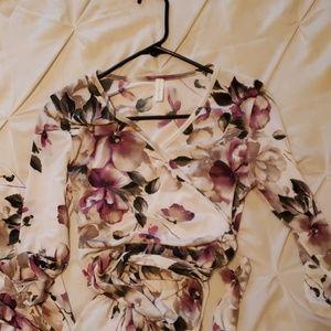 Pink Blush maxi dress